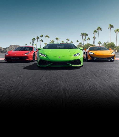 Exotics Racing In 2020 Supercar Driving Experience