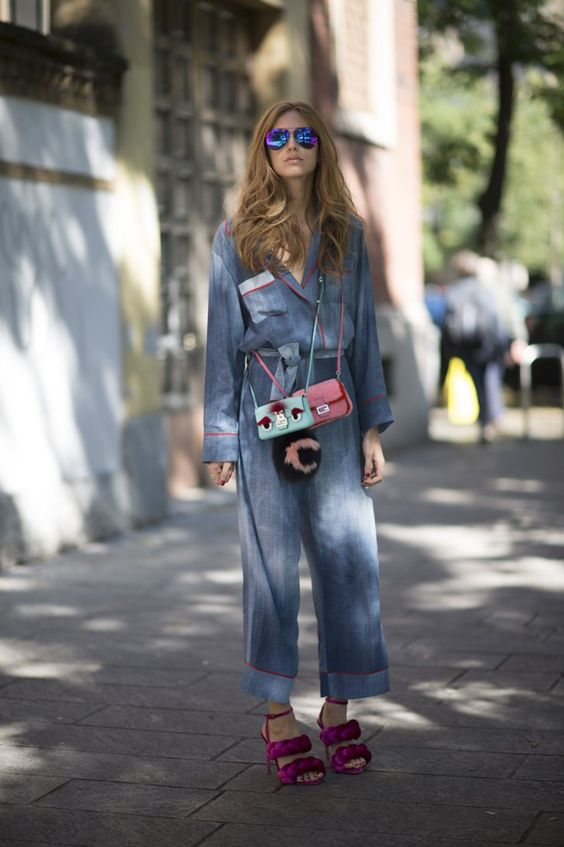 Pin for Later: Le Meilleur du Street Style de la Fashion Week de Milan Milan Fashion Week, Jour 3