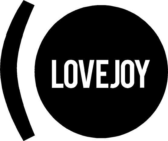 Logotipo para LoveJoy, Gijón.