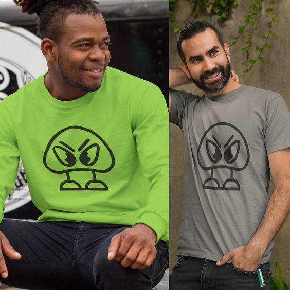 Trending Mario Goomba shirts