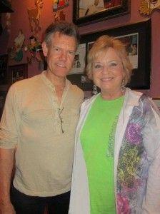 Randy Travis & Karen (March 26, 2012)