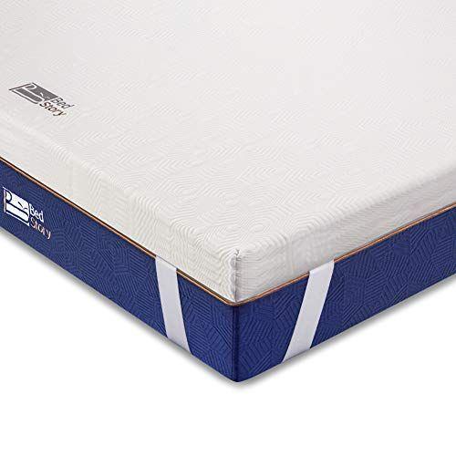 Bedstory Komfortabler 7 Zonen Matratzentopper Aus Kaltschaum Grosse 180 X 200 X 5 Cm Orthopadischer Topper Als Matr In 2020 Matratzenauflage Matratze Matratzen Topper