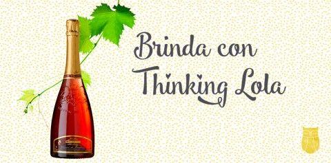 Brinda con Thinking Lola
