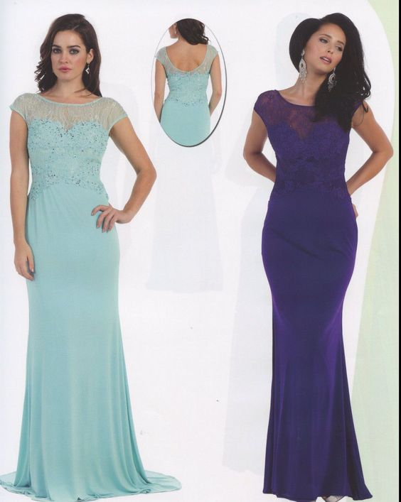 Prom  Mother Of Bride/Groom Dresses Homecoming Evening Formal Occasion Gown 4-16