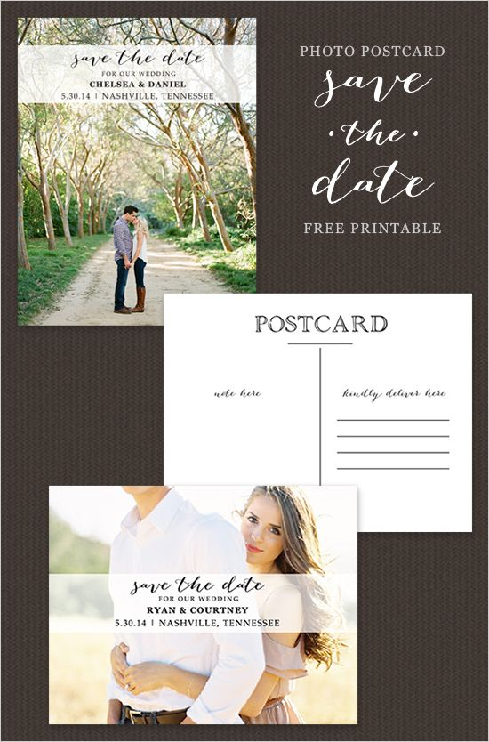 9 best Save the Date images – Wedding Chicks Save the Date