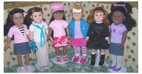 Karen Mom of Three's Craft Blog: A fun Springfield Dolls themed Blog to check out