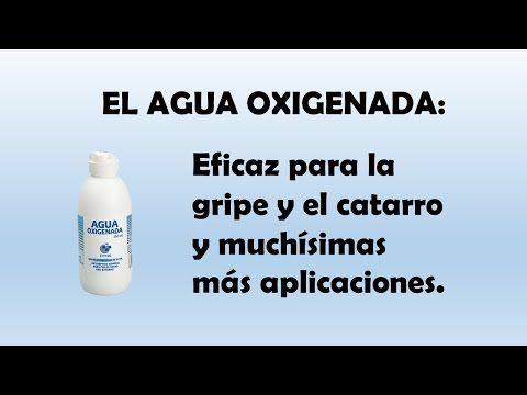 El Agua Oxigenada Para Curar El Catarro Y La Gripe Y Muchas Más Aplicaciones Youtube Agua Oxigenada Catarro Como Quitar