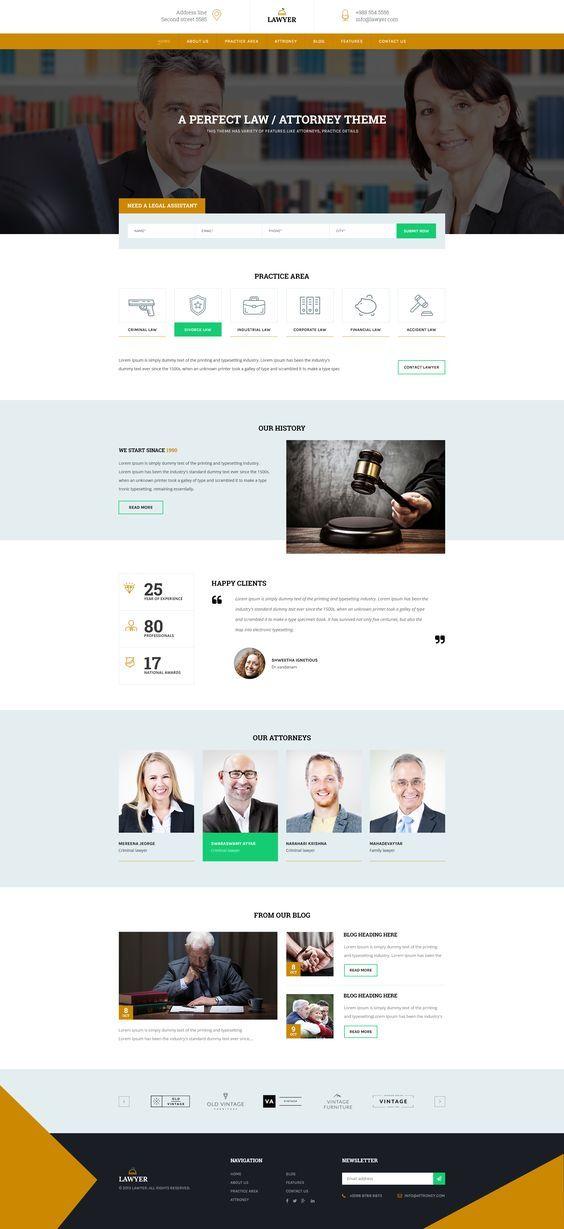 20 Web Design Inspiration For The Modern Website Template Featuring Beautiful Full Width Photos Dyn Website Design Inspiration Website Design Website Template