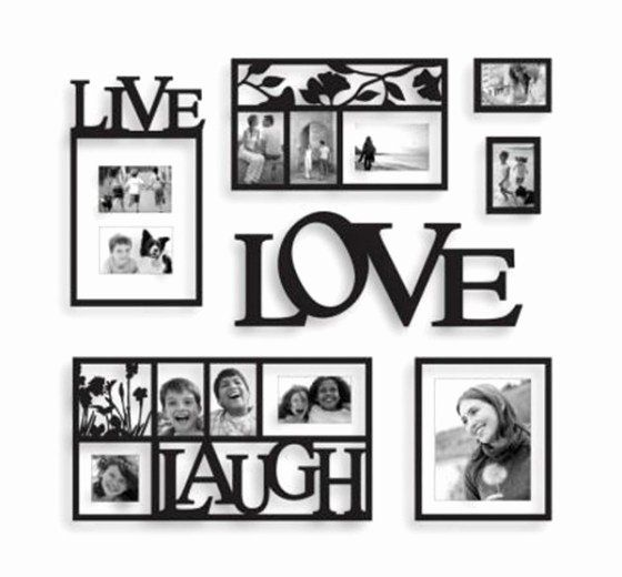 Live Laugh Love Living Room Idea Fresh Live Laugh Love Wall Decor Decor Love In 2020 Picture Frame Wall Wall Decor Pictures Decor