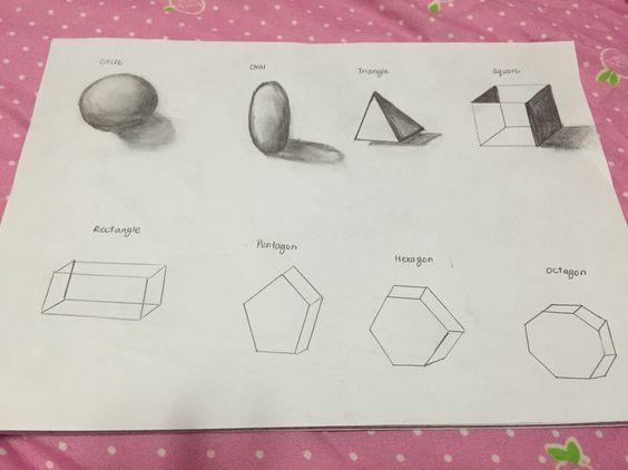 Lovely 3d Shapes Worksheets 1st Grade Geometry Best Images Of Light ...