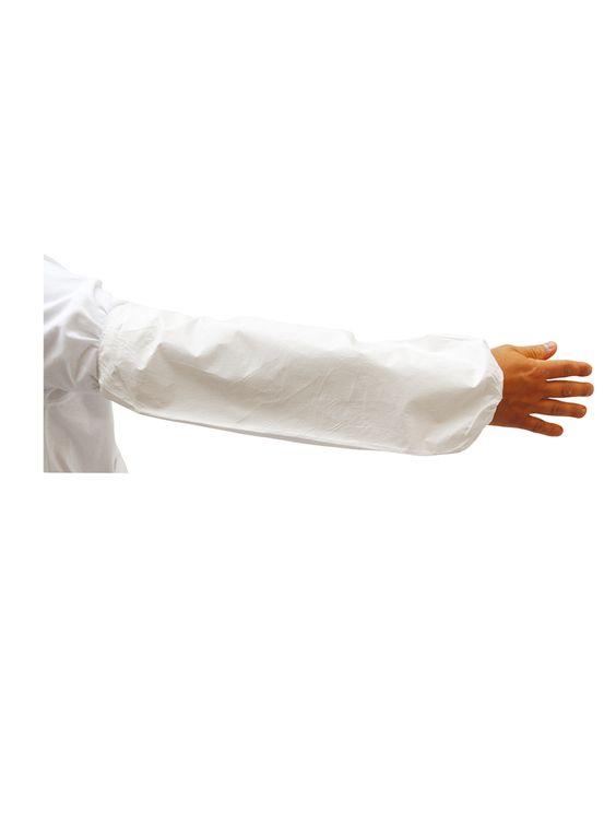 Zeige Details für Bizweld Mikroporöse Armstulpen Typ 6PB:  Material: Biztex Mikroporös 63 g Zertifikat: EN 13034