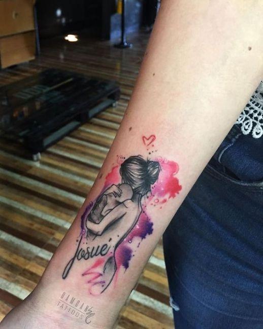 Pin En Nombre Tatuajes