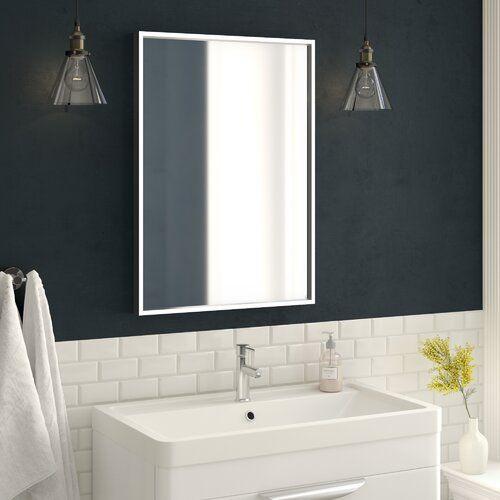 Splendore Bathroom Mirror Belfry Heating Bathroom Mirror Zen