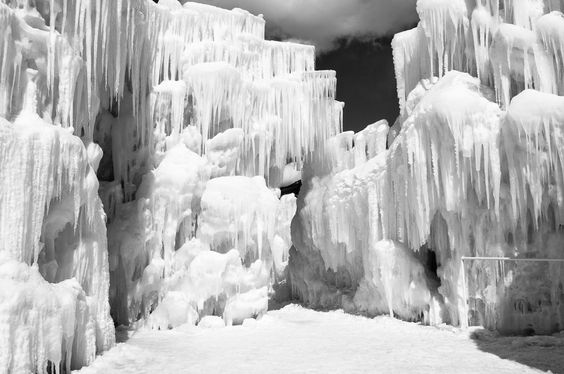 More from the Ice Castles of Silverthorne, CO