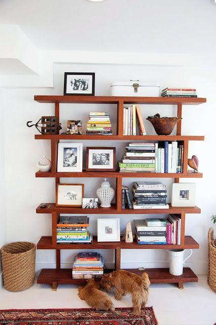 我們看到了。我們是生活@家。: 位在紐約,傢俱設計師Fitzhugh Karol與珠寶設計師Lyndsay Caleo的家
