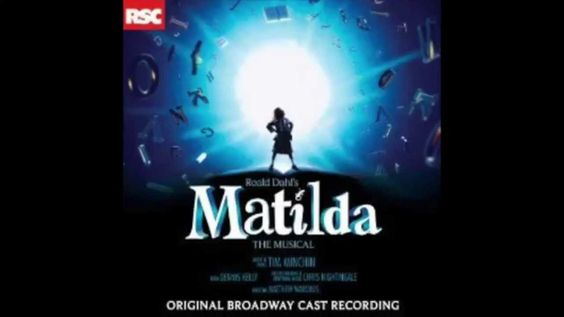 School Song - Matilda the Musical Original Broadway Cast
