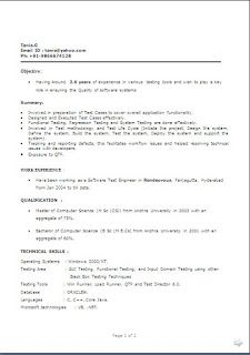 Tips For A Good Cv Sample Template Example Ofbeautiful