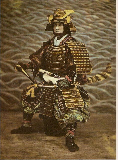 Samurai, Meji Period