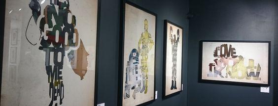L'exposition contre attaque à la galerie Sakura (11 octobre 2015 au 15 janvier 2016)