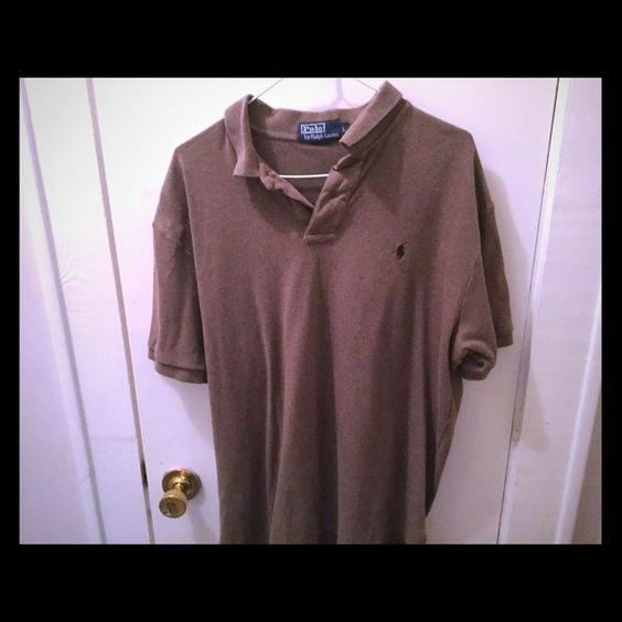 Short sleeve Ralph Lauren polo Short sleeve polo in good condition with no holes or stains Polo by Ralph Lauren Tops Tees - Short Sleeve