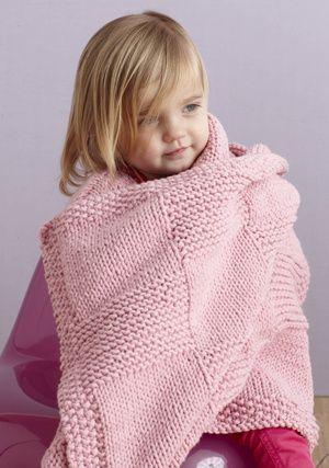 Free Knitting Pattern: Princess Basketweave Throw, with Baby's First yarn