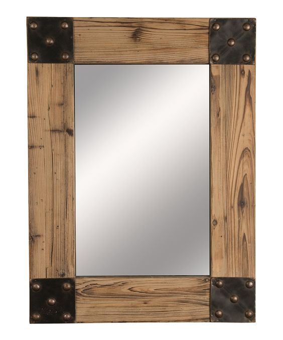 Rustic Mirrors Mirror And Rustic On Pinterest