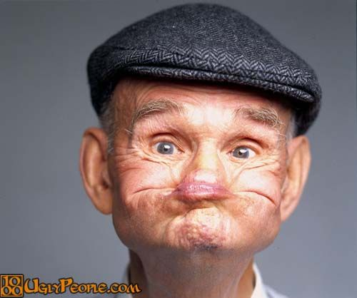 Surprised Man – The Ugliest Man In The World | LOL ... Pictures Of The Most Ugly People In The World