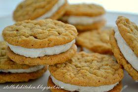 ~Stella B's Kitchen: Oatmeal Cream Pies