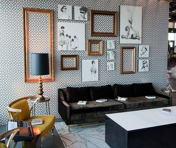 декор стен, декор своими руками, декорирование стены, оформление стен