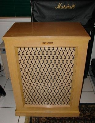 Vintage 1940s Stephens Tru Sonic Speaker Klipsch 15SUB 8Cell Multihorn Trusonic
