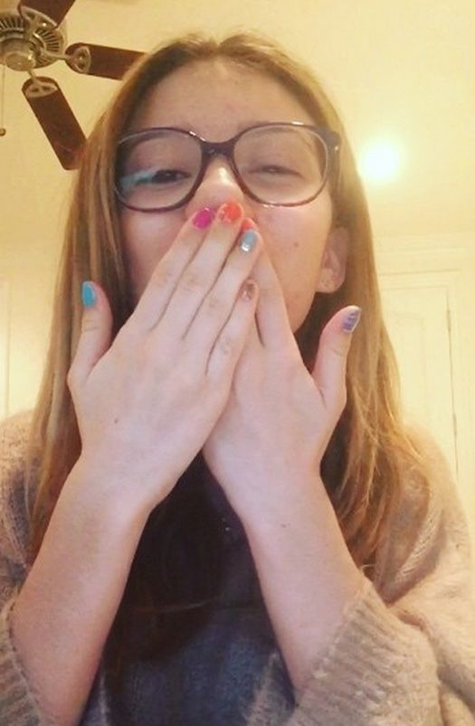 G Hannelius Make Me Nails | Best Nail Designs 2018