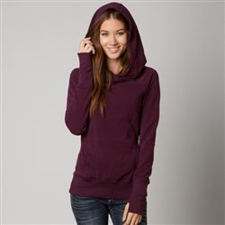 Fox Racing Womens Anonymous Pullover Hoody at Motocrossgiant. Motocrossgiant offers a wide selection of motocross gear, cheap bike parts , apparel and accessories with free shipping.