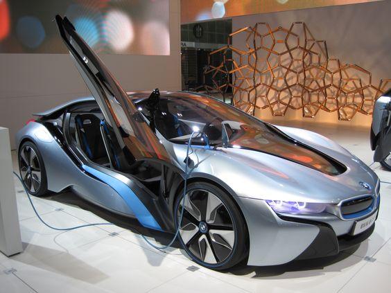 BMW Electric Concept Car LA Auto Show 2011 Pinterest