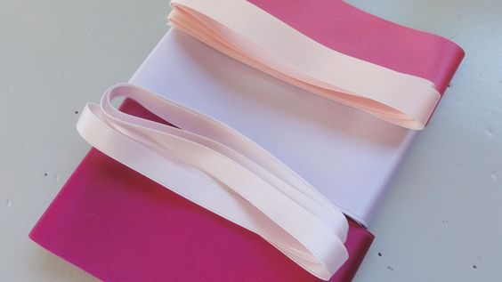 Rubans roses - Mercerie Créative - Couture Facile I Paritys | Mercerie Créative - Couture Facile I Paritys