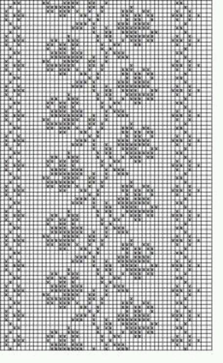 Graficos variados de croché