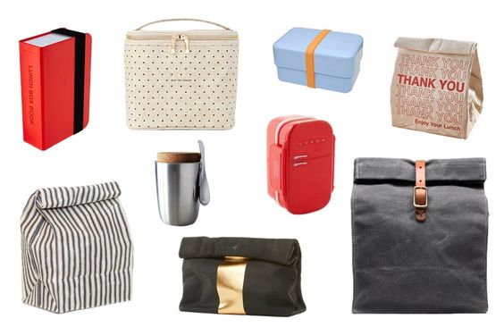 Ditch the Brown Paper Bag: 9 Stylish Lunch Boxes and Bags (for Grown-Ups!)