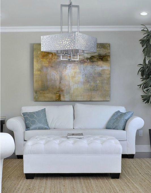 The 4 Light Matrix Pendant By Maxim Lighting DesignPaintings For Living RoomLighting