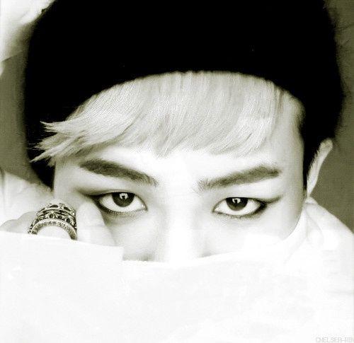 Kwon Ji Yong Blue Eyes | Dragon (Kwon Ji-yong)