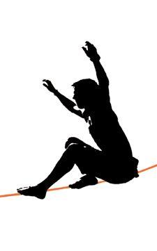 O que é Slack Line? | Fitness by Elisandria Mesquita