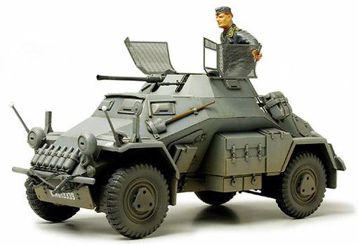 1/35 Sd.Kfz.222 Leichter Panzerspahwagen