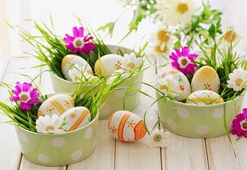 Inspire-se (14 ideias) para decorar a casa nesta Páscoa