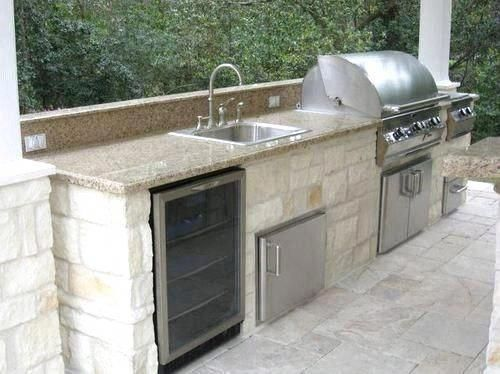 First Off You Need To Select The Place Within The Garden Or Patio Where You Want To Place You In 2020 Outdoor Kitchen Design Modular Outdoor Kitchens Outdoor Kitchen