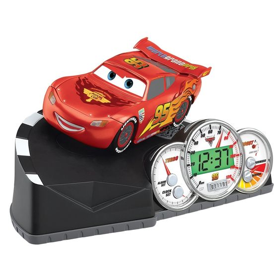 Cars 2 Animated Talking Alarm Clock Sold by: Palletfly Direct Only 2 other…