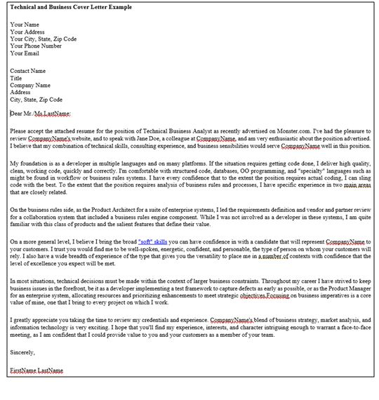 Professional Cover Letter Formats All Form Templates - define cover letter