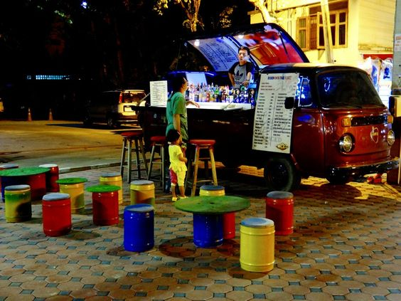 Road Trip Thailande Chiang Mai Vie nocturne Night Bazaar