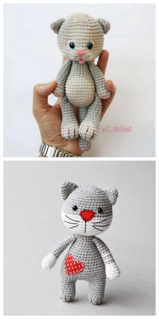 Amigurumi Kitty Cats! » Loganberry Handmade | 1024x512