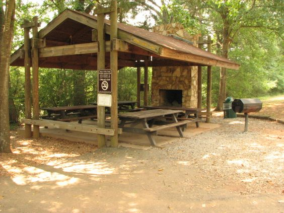 Covered Picnic Shelters : Picnic shelter two shelters pinterest