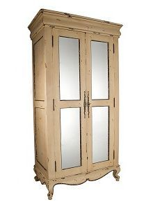 Provance Antique French Wardrobe Vintage