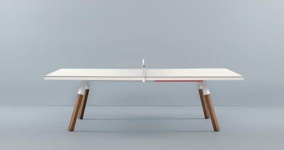 Schön Modern Tischtennistisch Multifunktional You Me Antoni Pallejá Office |  Möbel | Pinterest | Modern, Ping Pong Table And Workspaces