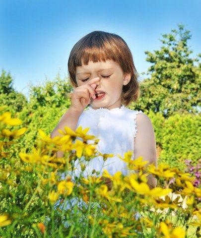 Alergia u dzieci.